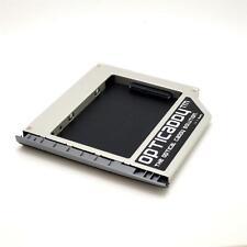 Opticaddy SATA-3 HDD/SSD Caddy+Blende für HP ProBook 650 G1 G2 G3