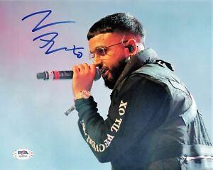 NAV signed 8x10 photo PSA/DNA Autographed Rapper