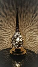 Orientalische Lampe Tischlampe Stehlampe Marokkanische Messing