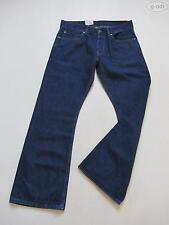 Indigo -/dark-washed Levi's L30 Herren-Jeans