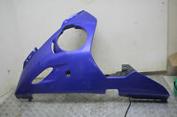 2003-2005 YAMAHA YZF R6 LEFT LOWER FAIRING 2006-09 R6S