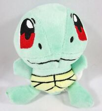 "Nintendo GameFreak Pokemon Squirtle Zenigame Novelty Plush Stuffed Animal 6"" NEW"