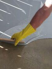 Balkonabdichtung Polyester-PUR1 Flüssigkunststoff Balkon Terrasse selber machen