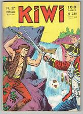 KIWI n°57 – Editions LUG – Janvier 1960 – TBE