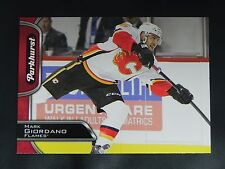 2016-17 UD Parkhurst RED #46 Mark Giordano Calgary Flames