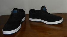 Nike SB Eric Koston 2 Signature Model Black Suede/New Slate Shoes Size 8.5 NWOB