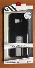 Samsung Galaxy S8+ Plus Case, Tough Stand Dual Layer Case by Case-Mate - Black