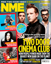 NME,Two Door Cinema Club,Lily Allen,Nirvana,Jack White,ASAP Rocky,Radar,Plan B