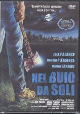 NEL BUIO DA SOLI - DVD (NUOVO SIGILLATO)