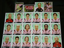 FIGURINE CALCIATORI PANINI 2006-07 SQUADRA PALERMO CALCIO FOOTBALL ALBUM