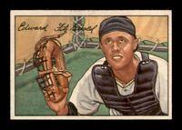 1952 Bowman Set Break # 180 Eddie Fitzgerald EX *OBGcards*