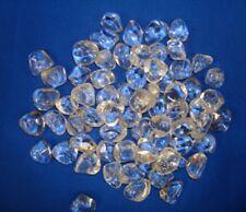 """A"" Grade Clear Quartz Tumbled Stone Specimen Gemstone Bulk 1/4 lbs Reiki Chakra"