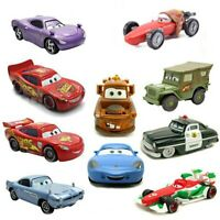 Cars Pixar New MCQUEEN Toy Diecast Cars 2 3 Christmas Children Gifts