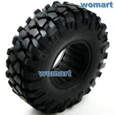 4 Stück RC 1/10 108mm 1.9 Reifen Tires für RC4WD Axial Tamiya 1.9 Beadlock Rims