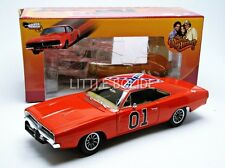 AUTO WORLD 1/18 DODGE Charger General Lee - Dukes of Hazzard AMM964