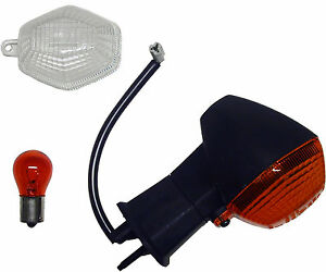 347994 Front Right Indicator for Suz GSF600/650/1200/1250 Bandit, GSXR1000 K1-K2
