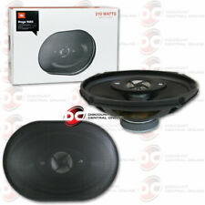 """JBL STAGE 6 x 9 INCH 3-WAY CAR AUDIO COAXIAL SPEAKERS PAIR Stage 6x9"""" 210 WATTS"""