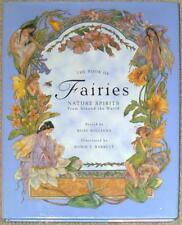 BOOK OF FAIRIES NATURE SPIRITS FROM AROUND THE WORLD ~ ROSE WILLIAMS ~ ILLUS HC