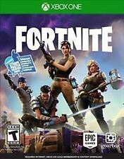 Fortnite (Microsoft Xbox One, 2017) standard edition download
