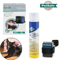INNOTEK PETSAFE SPRAY ANTI BARK STOP CITRONELLA DOG BARKING CONTROL COLLAR UK