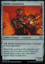 Welder automaton foil | nm/m | Aether revolt | Magic mtg