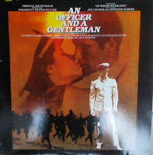 LP a Officer and a Gentleman-colonna sonora, NEAR MINT, cleaned, Island 205 209-320