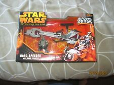 Star Wars - Revenge of the Sith - BARC Speeder and Clone Trooper