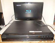 Sony BDP-S300 Blu Ray DVD Player HDMI Full HD 1080p NO REMOTE
