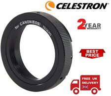 Celestron T-Mount SLR Camera Adapter For Canon EOS Cameras 93419 (UK Stock)