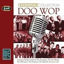 VARIOUS ARTISTS - DOO WOP: THE ESSENTIAL COLLECTION NEW CD