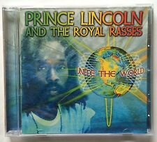 "Prince Lincoln And The Royal Rasses ""Unite The World"" CD (1999) Reggae NEW Rare!"