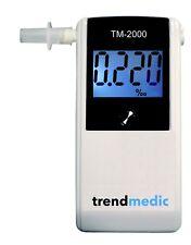 Alkoholtester TM-2000 / Professionelles Alkoholmessgerät von Trendmedic