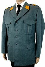 (1) SWISS ARMY PARADE DRESS JACKET WITH COLLAR BADGES 1993