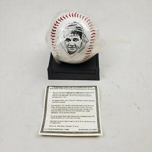 Babe Ruth Replica Signature Baseball Avon 1995 100th Anniversary Vintage