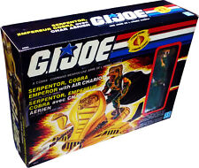 GI Joe Serpentor, Vintage 1986, Collectible!! Mint in Sealed Box! AFA IT!!