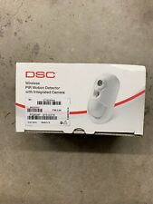 Dsc Wireless Pir Motion Detector with Integrated Camera