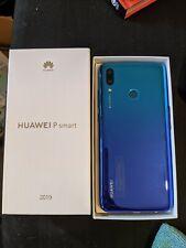 Huawei P smart (2019) POT-LX1 - 64GB - Aurora Blue (Unlocked)
