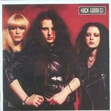 Rock Goddess - CD Cherry Red