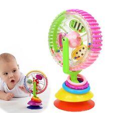 Newborn Baby Boy Juguetes Wheel Ferris Brinquedo Stroller High Chair Rattles Toy