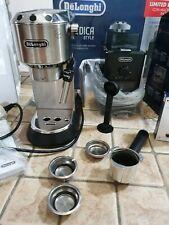 De'Longhi EC 685.M 1350W Macchina per Caffè - Argento