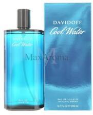Cool Water By Davidoff Eau De Toilette 6.7 OZ NEW