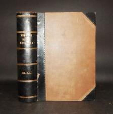1894 THE NEWBERY HOUSE MAGAZINE Monthly Review Vols X & XI ILLUSTRATED