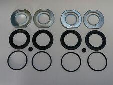 2 x Dichtsatz/Bremssattelüberholsatz vorne für Mercedes SL C/R107 mit ATE-Bremse