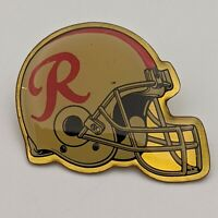 VINTAGE RAINIER BEER FOOTBALL HELMET PIN!