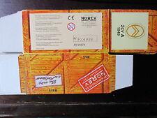 BOITE VIDE NOREV    CITROEN 2CV A 1949 EMPTY BOX CAJA VACCIA