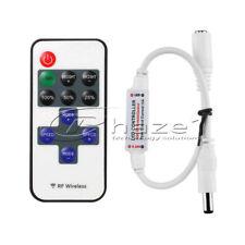 11 chiave telecomando a infrarossi e controller per striscia LED Illuminazione Dimmer Fader