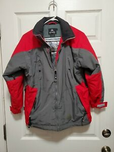 AirWalk Snow Ski Snowboard Parka Jacket Coat Boys L Global 1000 mm Super Nice!
