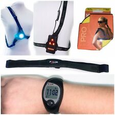 Polar Watch Chest Band Running Light KT Tape Lot Electro Heart Rate Monitor $250