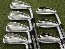 NICE Nike Vapor Pro Blade Iron Set - Right Hand - 4-PW - Steel - Stiff Flex S300