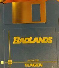 Badlands (Tengen 1990) Commodore Amiga (Diskette) (Game)